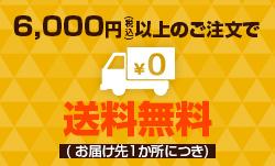 5,000円以上のご注文で送料無料